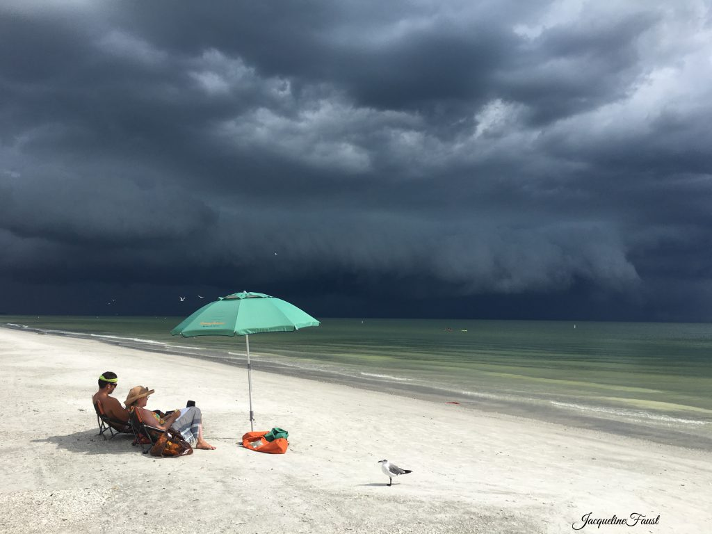 Stormy Skies in Redington Beach, FL